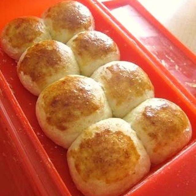 ルクエを使って^^ 1時間で、ごはんパン