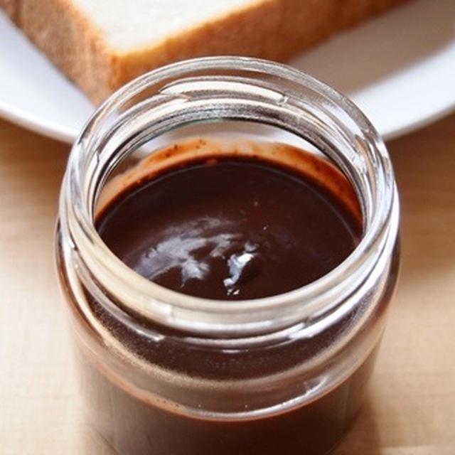 チョコレートジャム(紅茶ニュテラ)