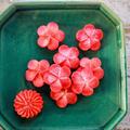 ♡人参の飾り切り♡【#おせち料理#お弁当#飾り切り】