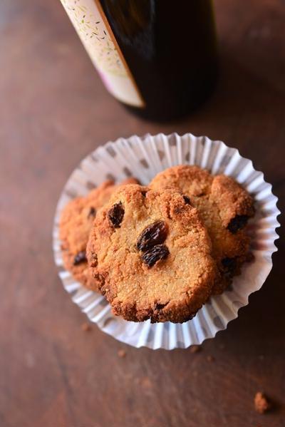 オリーブオイルクッキーと履歴書