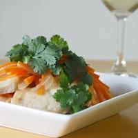 鶏肉の南蛮漬け -日本ワインと和食をあじわう-