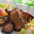 アサムラサキ・槙先生のひと手間かけておいしいごはん「BBQ気分スペアリブ」