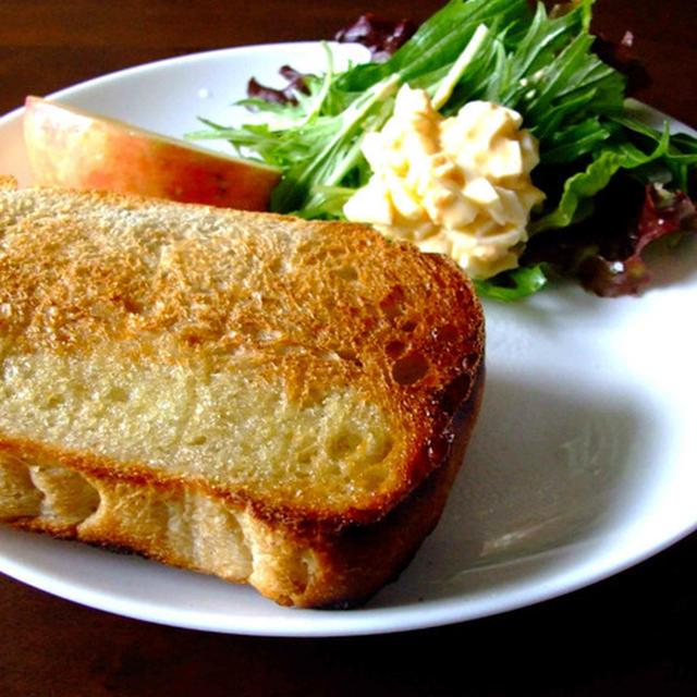 Simple toast、韓国風ブリ大根、肉巻き卵