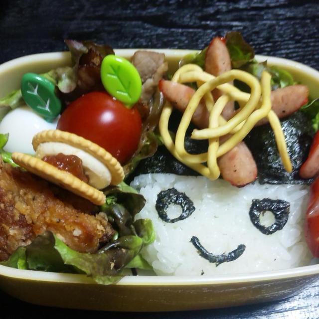 たまごっち弁当♪まめっち♪        幼稚園児のお弁当(キッチン ラボ)