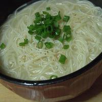 にゅうめん・水炊きの〆 モランボン「PREMIUM鍋」