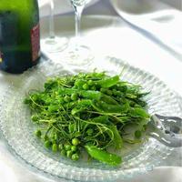 おかひじきとグリーン野菜の春爛漫♡グリーンサラダ