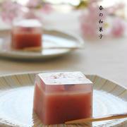 「桜羊羹」 & 桜あんを使った和菓子5レシピ
