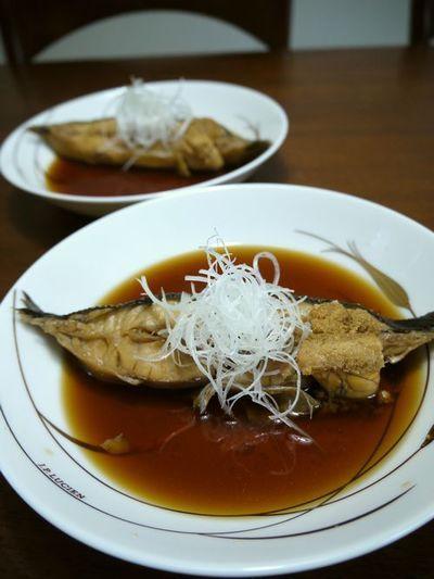 【カレイ・金目鯛など】白身魚の煮付け♪