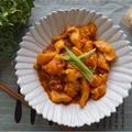 究極のズボラな作り方!鶏胸肉でヘルシーズボラ鶏チリ!と夕ご飯について
