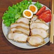しっとり ほろほろ~!やわらか鶏むね肉の旨辛チャーシューの作り方