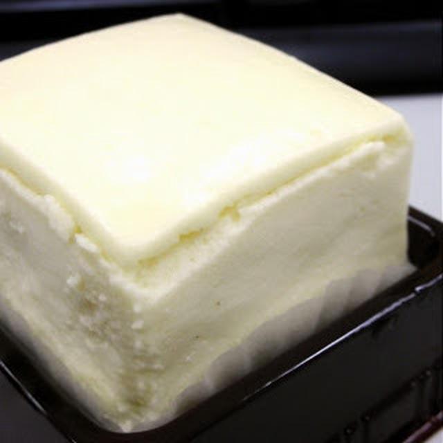 豆腐蛋糕│豆腐ケーキ