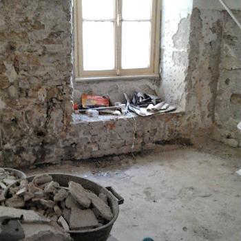 イタリア中世の家のまどろっこしい改装プロジェクト その2