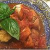 ヤリイカの減塩トマトソース煮