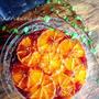 めちゃうま♡オレンジの*アップサイドダウンケーキ。ポケモンGO