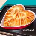 おうちパン / ウールロール ブレッド