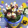 作るの楽しい可愛い『マンディアン・ポップチョコ』 by 食で楽しむ魔女さん