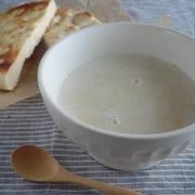 簡単!コーンクリームスープ。