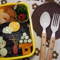 十五夜★お月見うさちゃん弁当 by とまとママさん
