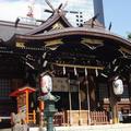 ■御朱印巡り・西新宿【新宿十二社・熊野神社/新宿総鎮守・花園神社】