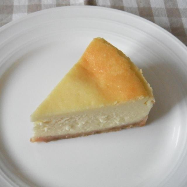 かふぇぼんさんへ『オレンジ香る爽やかチーズケーキ』