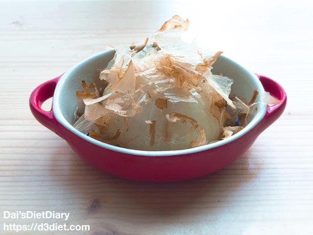 【レシピ】まるごと新玉ねぎのバターポン酢