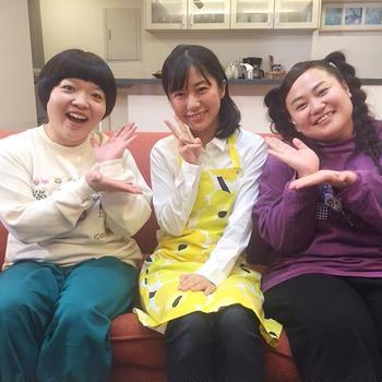 BS-TBS「ストイック女子」出演とおかずクラブさんの気配り力!