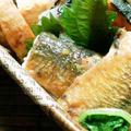 アサトピ~焼くだけじゃもったいない秋刀魚のアレンジレシピ~秋刀魚のガーリックソテー甘味噌ソース煮 by YUKImamaさん