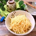 手早く作れるやみつきの旬おかず! シャキシャキ新じゃがのたらこバター炒め。 by 庭乃桃さん