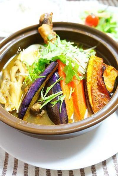 札幌発祥の絶品スープカレーが家で作れちゃう☆スープカレーレシピ15選