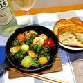 春の香りとほろ苦さが美味しい 白ワインに合う ふきのとうのアヒージョ by 如月さん