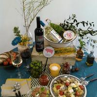 ちょっとおしゃれな週末の食卓☆ポルトガルワインと相性抜群の魚介料理&肉料理を楽しもう♪