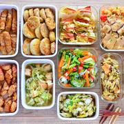一週間の作り置き・常備菜レポート(2015/11/15)
