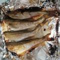 秋田県の郷土料理「はたはたの塩ふり焼き(塩焼き)」のレシピ