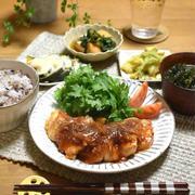【レシピ】チキンソテー✳︎むね肉✳︎簡単✳︎ご飯のおかず✳︎子供好き✳︎お弁当のおかず…ビフォーアフターで意識づけ!