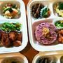 Macrobiotic sweets & lunchbox