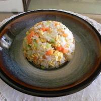 【レシピブログの「業務スーパー万能調味料で作るアレンジレシピ」モニター参加中】お誕生日に炒飯
