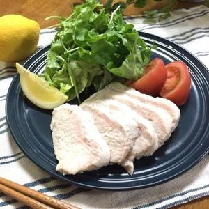 コンビニで人気の「サラダチキン」をご自宅で簡単に☆厳選レシピ5選