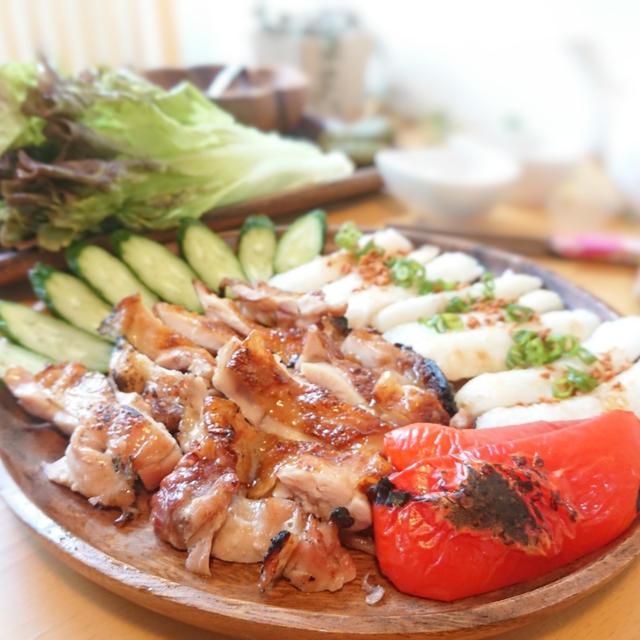 ガイヤーン☆タイ🇹🇭の鶏肉料理です👌
