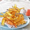 パリッポリッが楽しい・さつま芋チップス♪ by はるさん