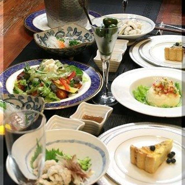 ◆いろいろ買ったもので、おうちご飯開催です♪