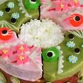 レシピ*こいのぼりのケーキ工程写真付き*楽しいこどもの日 ♪