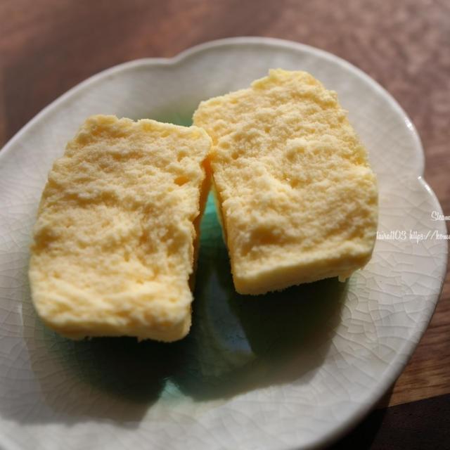 チーズ蒸しパンと角食練習❁参考レシピあり