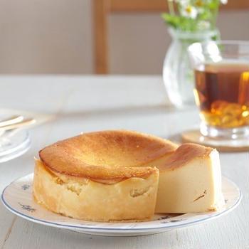 レシピ:混ぜるだけ♪米粉チーズケーキ(グルテンフリー)