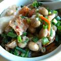 札幌「マルカワ食品」の納豆で 納豆キムチごはん「大地の夢」 by コットンさん
