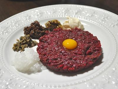 タルタルステーキの画像 p1_11