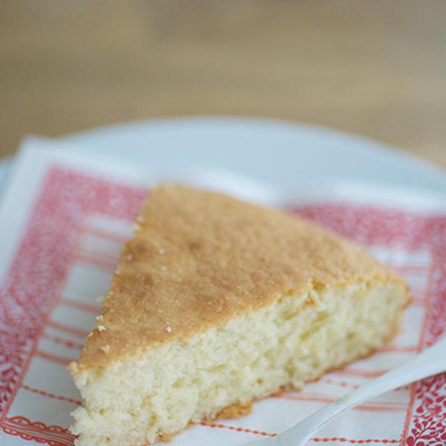 Gâteau au yaourt*フランス風ヨーグルトケーキ