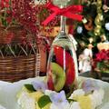 おしゃれなフルーツショートケーキ*クリスマスやおもてなし