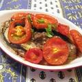 茄子と牛ミンチのオーブン焼き