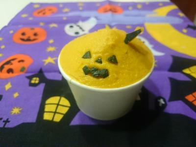 Qtubeで大爆笑&10/22レッスンご紹介【Recipe:ココかぼちゃクリーム】