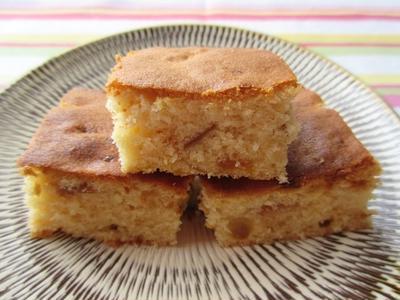 <イギリス・レシピ> 梅のケーキ【Ume Cake】